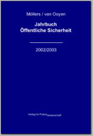 Jahrbuch Öffentliche Sicherheit 2002/03