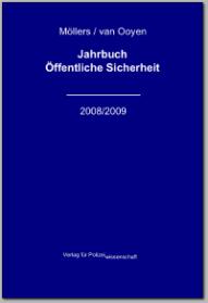 Jahrbuch Öffentliche Sicherheit 2008/09