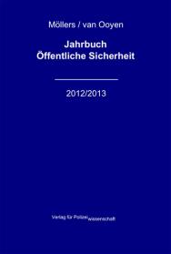 Jahrbuch Öffentliche Sicherheit 2012/13