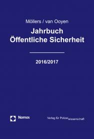 VORANKÜNDIGUNG FÜR MÄRZ Jahrbuch Öffentliche Sicherheit 2016/2017