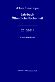 Jahrbuch Öffentliche Sicherheit 2010/11 - Erster Halbband
