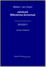 Jahrbuch Öffentliche Sicherheit 2010/11 - Zweiter Halbband
