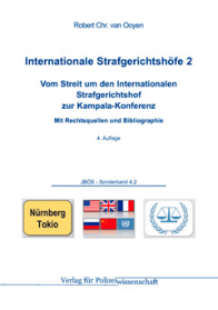 Internationale Strafgerichtshöfe 2 Vom Streit um den Internationalen Strafgerichtshof zur Kampala-Konferenz JBÖS - SB 4.2