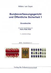 Grundrechte JBÖS - Sonderband 3.1 3. Aufl. 2013