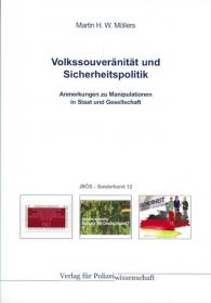 Volkssouveränität und Sicherheitspolitik JBÖS - Sonderband 12 1. Aufl. 2014