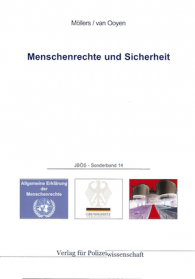 Menschenrechte und Sicherheit JBÖS - Sonderband 14 1. Aufl. 2014