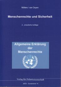 Menschenrechte und Sicherheit 2. Auflage 2018