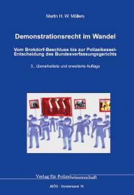 Demonstrationsrecht im Wandel JBÖS-Sonderband 16 3., überarbeitete und erweiterte Auflage 2019