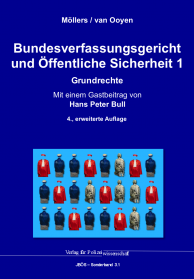 Grundrechte JBÖS - Sonderband 3.1 4. Aufl. 2017