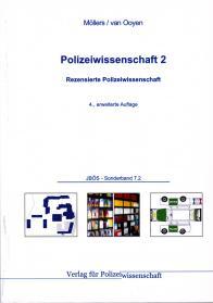 Polizeiwissenschaft 2 JBÖS - Sonderband 7.2 4. Aufl. 2015