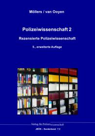 JBÖS - SB 7.2 Polizeiwissenschaft: Rezensierte Polizeiwissenschaft, 5. Auflage