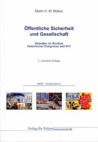 Öffentliche Sicherheit und Gesellschaft JBÖS - Sonderband 9 3. Aufl. 2015