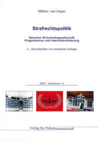 Strafrechtspolitik JBÖS - Sonderband 13 2. Aufl. 2015