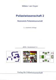 Rezensierte Polizeiwissenschaft JBÖS - Sonderband 7.2 3. Aufl. 2013