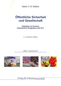 Öffentliche Sicherheit und Gesellschaft JBÖS - Sonderband 9 2. Aufl. 2013